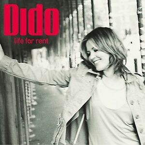 Dido Life for Rent -  **DISC ONLY WITH TRACKING**