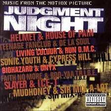 JUDGEMENT NIGHT - Original Motion Picture Soundtrack  (CD) sealed