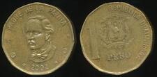 Dominican Republic, Republic, 2002 1 Peso - Extra Fine