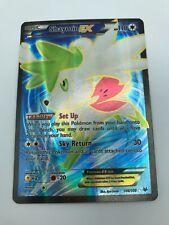 Shaymin EX ULTRA RARE 106/108 XY Roaring Skies Pokemon card TCG NM-LP HOLO 2015