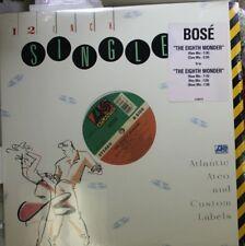 "Rock Sealed 12"" Lp Bose The Eight Wonder On Atlantic"