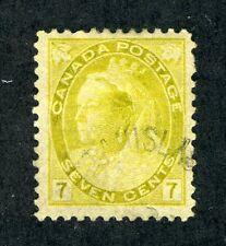 Canada, Scott #81, Queen Victoria, Used, 1902