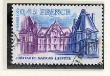 TIMBRE FRANCE OBLITERE N° 2064 CHATEAU MAISONS LAFFITTE Photo non contractuelle