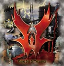 WARLORD (Hammerfall)-Rising out of the Ashes