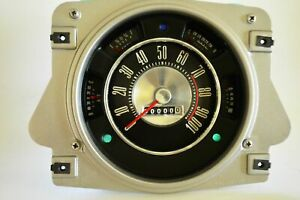 ★ 1966-77 EARLY FORD BRONCO DASH CLUSTER/GAUGES C8TF-10876★