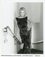 FAITH FORD SMILING PORTRAIT MAGGIE WINTERS ORIGINAL 1998 CBS TV PHOTO
