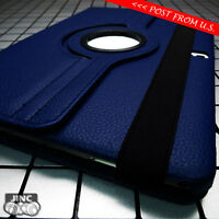 Leather Book Case Cover Pouch for Samsung SM-P550 SM-P555 Galaxy Tab A TabA 9.7""
