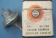 NORS distributor vacuum advance 1964-1967 Dodge Dart and Valiant with 6 cylinder