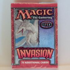 MTG: INVASION  Sealed Tournament Pack - Magic the Gathering - Starter Deck