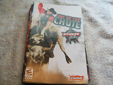 PS2 VIDEO GAME MANUAL  OUT OF THE CHUTE
