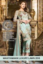 Maria B Sobia nazir Elan Lawn Collection 2018 Lawn Suit Latest Pakistani Shalwar