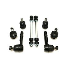 8 Pc Ball Joints Outer Tierod Sway Bars Kit For Ford Ranger Mazda B2300 B2500 Fits Ford Ranger