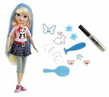 Moxie Girlz Magic Hair Stamp Designer Doll, Avery NIB