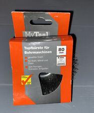My Tool Topfbürste 80mm, Aufnahme 6mm