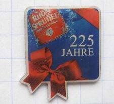 RHÖN SPRUDEL / MINERALBRUNNEN / 225 JAHRE ....... Getränke Pin (115a)