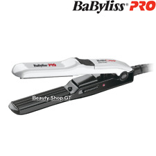 Professional hair mini crimper Babyliss PRO BaByCrimp Mini Nanoceramic BAB2151E