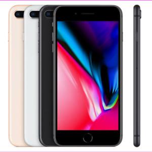 Apple iPhone 8 Plus 64GB - 128GB - 256GB - All Colors - Fully Unlocked