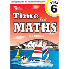 Time for Maths 6 - NSW syllabus and Australian curriculum guidelines
