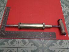 Vintage Wakefield brass grease gun LOTLUB73YBX