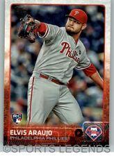 2015 Topps Update #US95 Elvis Araujo