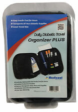 Medicool DAILY DIABETIC ORGANISER PLUS - Carry Case for Insulin