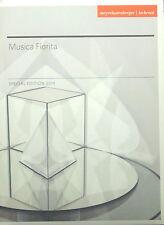 CD Musica Fiorita - Special Edition 2014