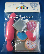NEW Build-A-Bear COOKIE BAKING 6 PC SET Teddy Toy Accessory