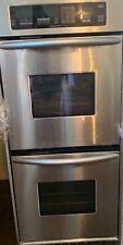 KitchenAid Superba Electric Double Wall Oven 24�W X 24�D X 51�H Retail $3K+