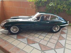 no Pocher DeAgostini 1/8 Scale Jaguar E Type