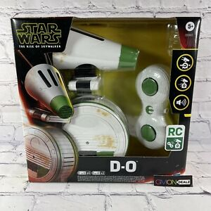 Star Wars D-O RC The Rise Of Skywalker Remote Control Droid Disney Hasbro RC NEW