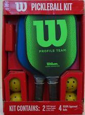 Wilson Pickleball Set