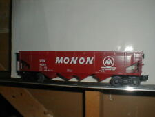 MONON O SCALE MTH 4 BAY HOPPER MIB