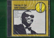 RAY CHARLES  - THE BEST OF CD NUOVO SIGILLATO