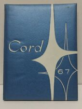 Cord 1967 Archbishop Curley High School Yearbook Baltimore MD