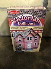 Classic Victorian Wooden Dollhouse - Melissa & Doug NEW IN BOX