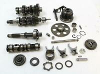 1984 Kawasaki 700 Ltd Zn700a Shaft Engine Motor Transmission Tranny Gears