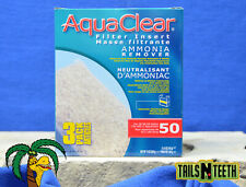 AquaClear 50 Ammonia Remover Insert 3-Pack ~ Replacement Filter Media