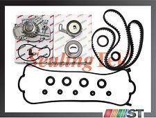 Fit Honda F22B1 F23A SOHC Engine Timing Belt Water Pump Kit w/ Gasket Seals Set