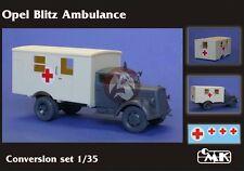 CMK 1/35 Opel Blitz Ambulance Conversion Set (for Tamiya kit) 3102