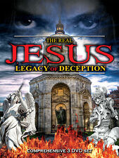 The Real Jesus: Legacy of Deception WHAT IS THE HOLY GRAIL? DVD