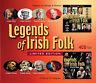 Legends of Irish Folk (4 CD Boxset!) Luke Kelly,Finbar Furey,Paddy Reilly,