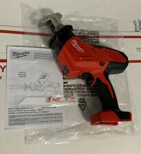 Milwaukee 2625-20 18V Hackzall Reciprocating Saw Sawzall M18 18 Volt New + Blade