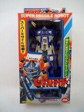 90's JAM Japan Super Missile Robot Transformers NMIB Diaclone Select Convertors
