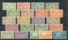 NEW HEBRIDES /NOUVELLE --21STAMPS --MOST */0 --MOST VF