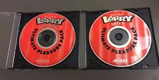 Leisure Suit Larry 7 & Larry Casino PC Games In Jewel Cases Only Sierra 1999