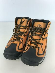 Timberland Trekking 75162 Us8  Yellow Size 8 Sneakers 2087 From Japan