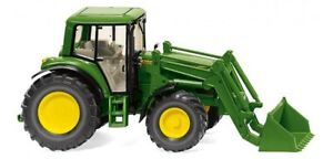 Wiking 039338 - 1/87 John Deere 6920 S with Front Loader - New