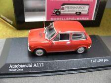 MINICHAMPS 400121102 AUTOBIANCHI A112 1974