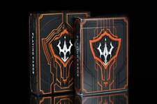 Trident Deluxe and Classic Editions Playing Cards by Card Mafia, Kevin Yu