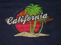 CALIFORNIA Sparkly  Women Cap Sleeve  T-Shirt  NEW w/ TAGS  ...  LARGE